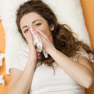 Natural Ways to Prevent the Flu