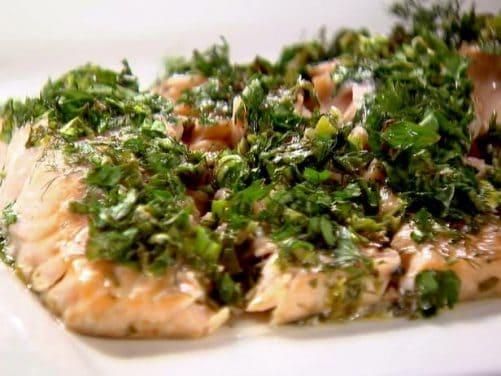 My Favorite Roasted Salmon