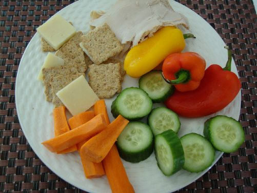 Healthy lunch|CravingsomethingHealthy.com