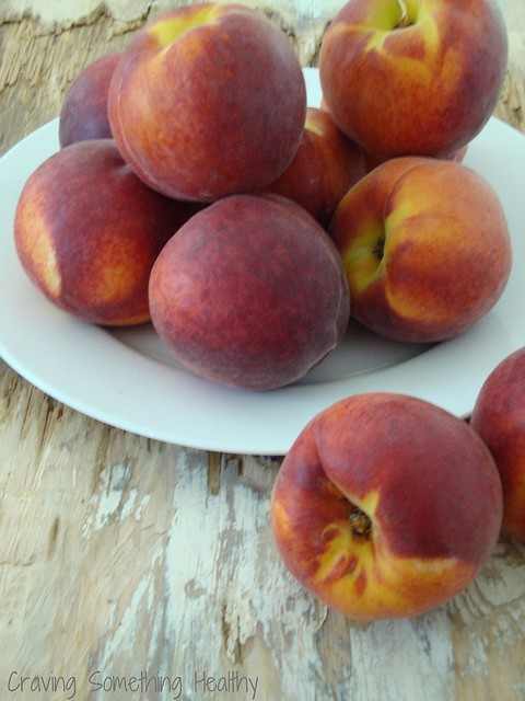 Peaches|Craving Something Healthy