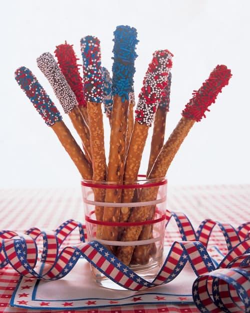 http://www.marthastewart.com/272366/fourth-of-july-pretzel-sparklers