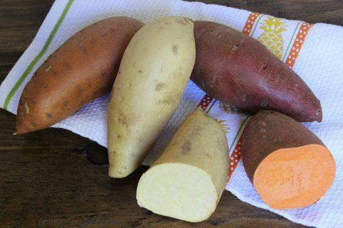 California Sweetpotatoes Craving Something Healthy