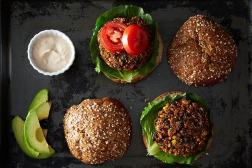 Black Bean and Quinoa Veggie Burgers|Food52