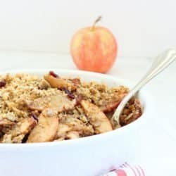 Easy as Pie Baked Apples Craving Something Healthy