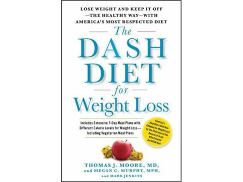 The DASH Diet For Weight Loss, Moore and Murphy