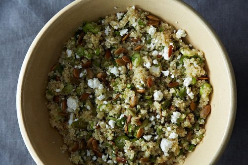 How to make a quinoa salad without a recipe|Food52