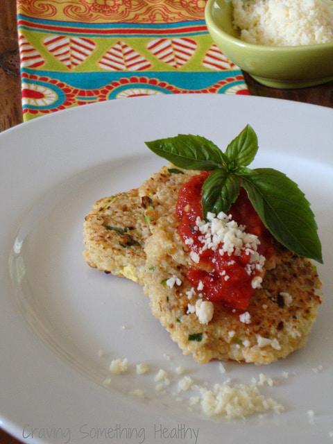 Quinoa Patties|Craving Something Healthy