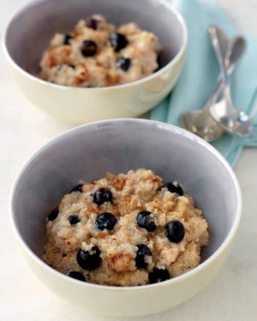 Breakfast Quinoa|Martha Stewart