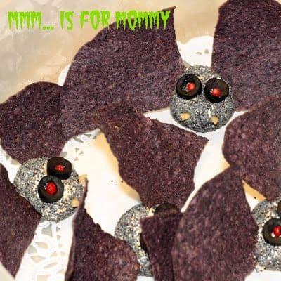 Vampire Bat Bites Mmm is for Mommy