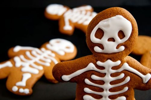 Gingerdead Cookies|Crumbs and Corkscrews