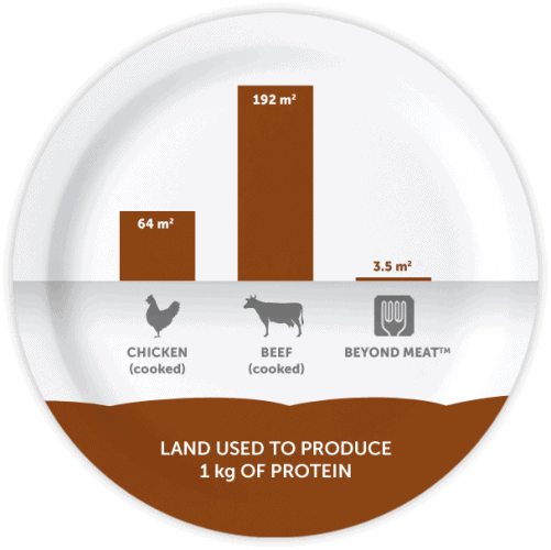 What does it take to get protein on your plate?