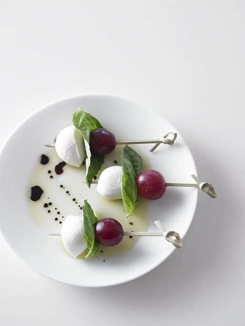 Grape Caprese|Grapes from California