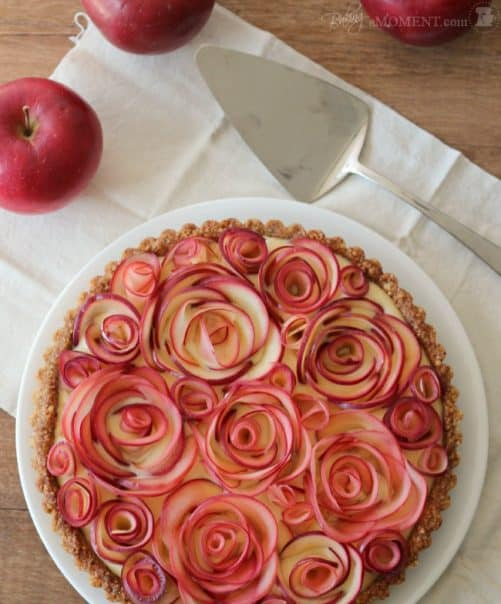 Apple Rose Tart|Baking a Moment