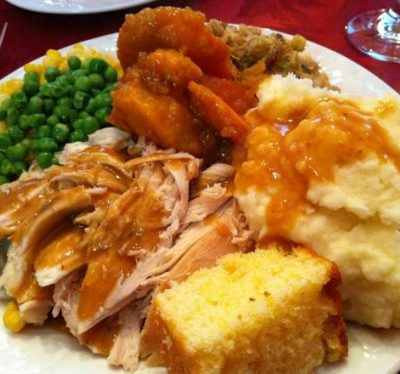 How To Trim 1000 Calories From Thanksgiving Dinner