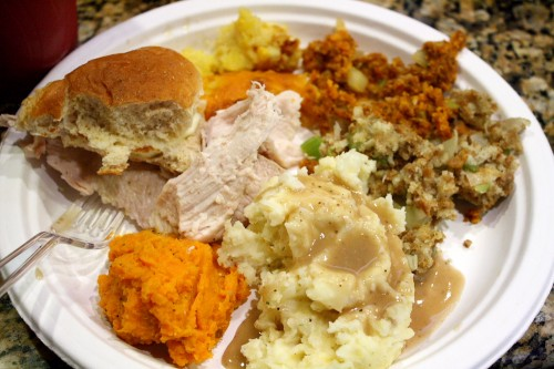 Thanksgiving Plate|Better with Butter