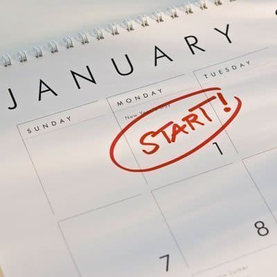 Let's NOT Make Resolutions This Year