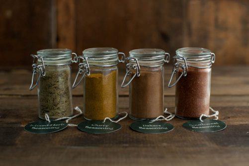Homemade Spice Blends|Naturally Ella
