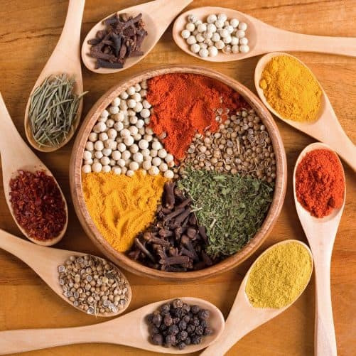Spices for Winter Wellness