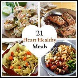 Heart Healthy Meals Roundup