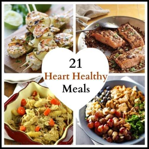 pics 7 Heart-Healthy Fish Recipes