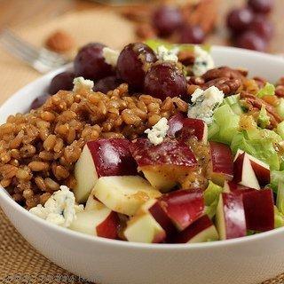 Wheat Berry Waldorf Salad