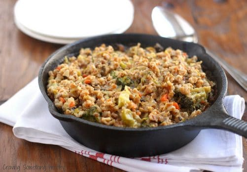 Lightened Up Broccoli Cheese Casserole Craving Something Healthy