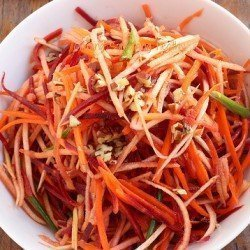 """Raw Rainbow """"Noodles""""