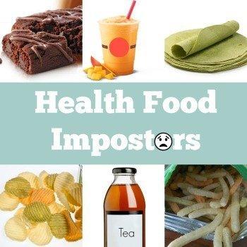 Health Food Impostors