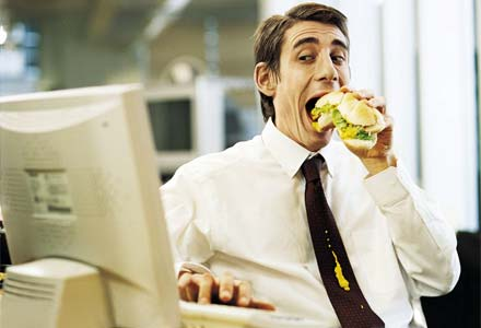5 Reasons Your Job is Making You Fat Craving Something Healthy