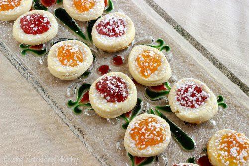 Polish Kolachki Cookies
