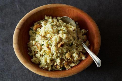 Spice Merchant Cauliflower Couscous Food 52