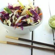 Asian Sesame Slaw|Craving Something Healthy