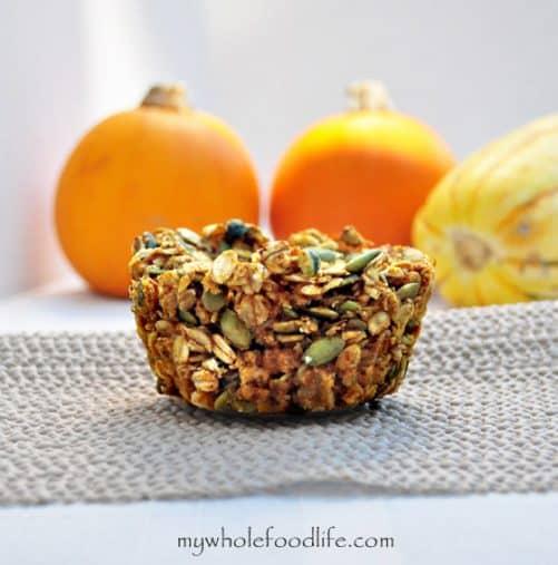 Pumpkin Pie Baked Oatmeal My Whole Food Life