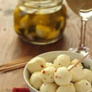 Mini Bocconcini|Craving Something Healthy