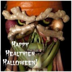 Happy Healthier Halloween!