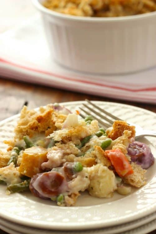 Mixed Vegetables Mornay|Craving Something Healthy