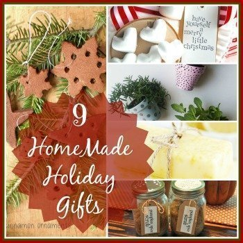 Homemade Holiday Gifts|Craving Something Healthy