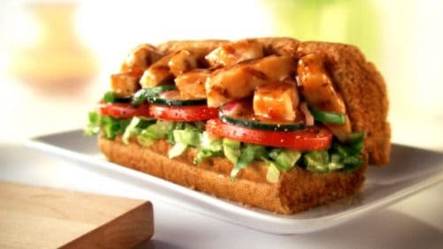 Does This Healthy Fast Food Make Me Look Fat?|Craving Something Healthy