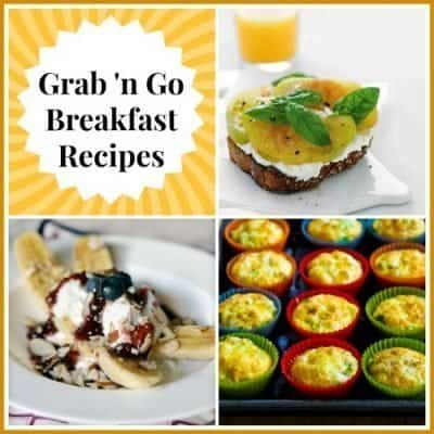 7 Grab 'n Go Breakfast Recipes