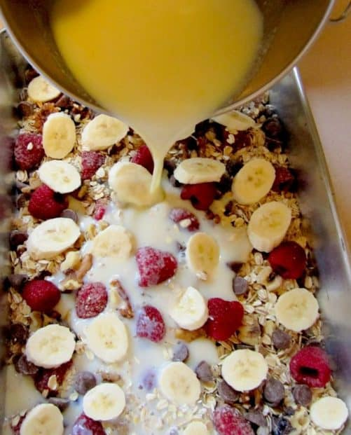 Baked Oatmeal Epicurious