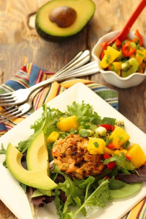 Chipotle Salmon Sliders Craving Something Healthy