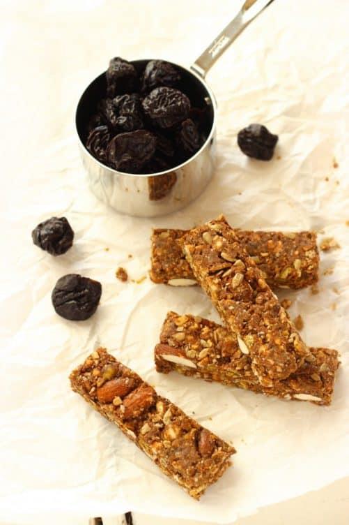 Sweet and Savory No Bake Energy Bars|Craving Something Healthy