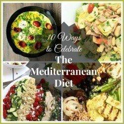 10 Ways to Celebrate the Mediterranean Diet