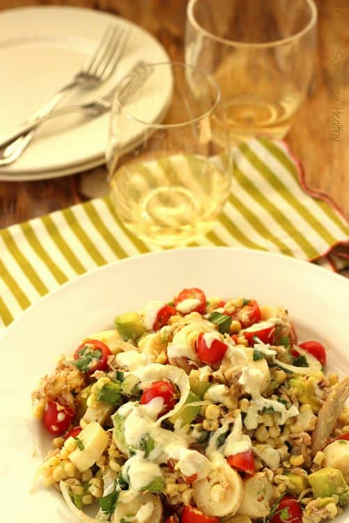 Crab Shack Summer Salad