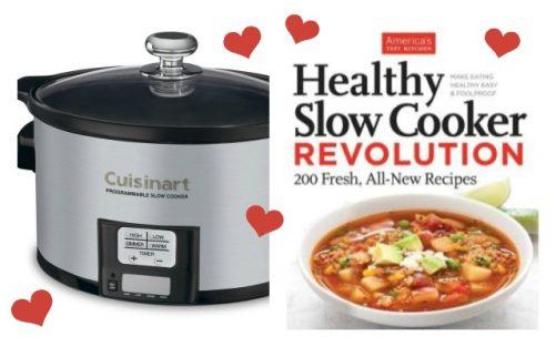 summer slow cooker