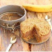 Chunky Monkey Banana Ice Cream Sandwiches Craving Something Healthy