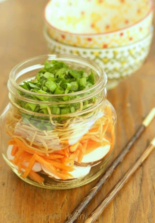 DIY Ramen Noodles Craving Something Healthy