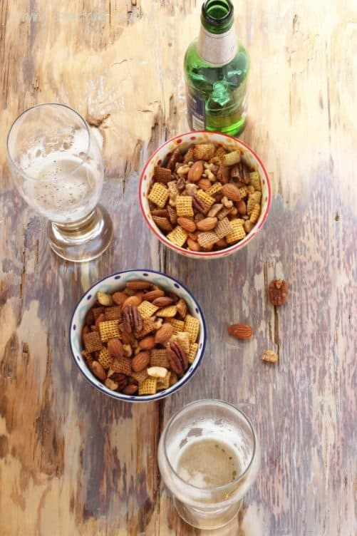 Nutty Tex Mex Chex Snack Craving Something Healthy