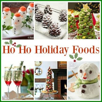 Ho Ho Holiday Foods