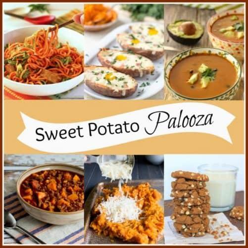 Sweet Potato-Palooza